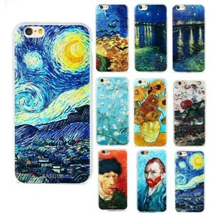 Van-Gogh-Shockproof-Pattern-Soft-Silicone-TPU-Phone-Case-Cover-for-iPhone-7-6-5s