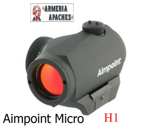 Punto Red Red Dot crosshair Aimpoint micro H1