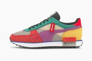 PUMA-x-THE-HUNDREDS-Future-Rider-Sneakers-Size-9-authentic-brand-new