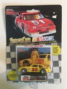 new 1990 Nascar Michael Waltrip 1-64 diecast