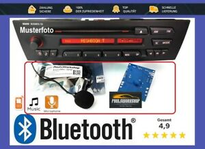 Bluetooth-Modernisierung-Umbau-Freisprecheinrichtun-fuer-BMW-1er-3er-X1-Radio-E90