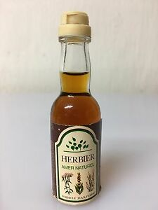 Mignon-Miniature-Herbier-Amer-Naturel-Aldo-Giordana-25cc-21-Vol