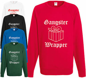 Gangster Santa Jumper