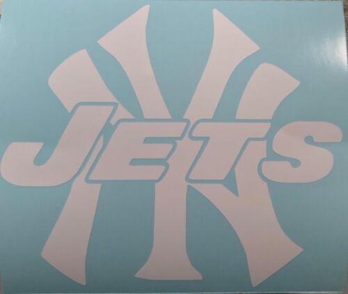 JETS Vinyl Decal #6 NY YANKEES