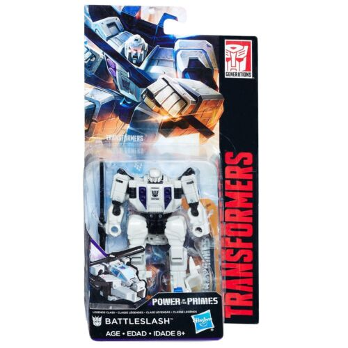 HASBRO TRANSFORMERS GENERATIONS POWER OF THE PRIMES LEGENDS CLASS ACTION FIUGRE