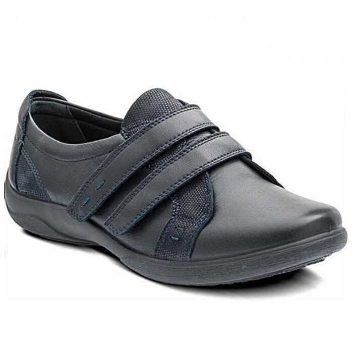 vendita di fama mondiale online Padders VERSE Blu Cinturino Regolabile Wide Fit scarpe EU EU EU 38.5 LN091 II 07  vendita all'ingrosso