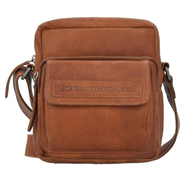 1e90632cb4d The Chesterfield BRAND Anna Casual Shoulder Bag Leather 15 Cm (cognac) for  sale online | eBay