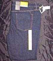 Mossimo Modern Skinny Jeans Size 14 S/c Dark Wash Stretch 29 1/2 Inseam