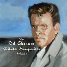 Del Shannon Tribute: Songwriter Vol 1 CD NEW SEALED Frank Black/Randy Bachman+
