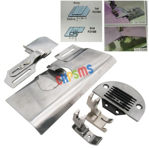 SINGLE NEEDLE SLEEVE SEWING ATTACHMENT FOR Industrial Straight Stitching Machine