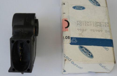 Potenziometro Ford valvole a farfalla Sensore Ford-FINIS 1001591-95bf-9b989-da