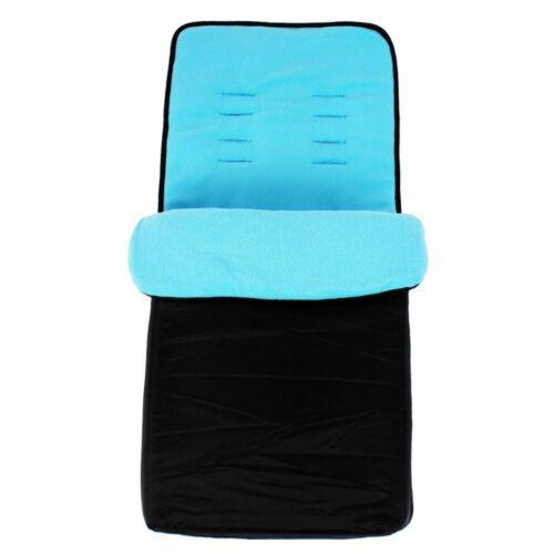 Universal Footmuff For Babyzen Zen YoYo Cosy Toes Liner Pushchair Stroller New