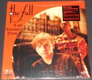 THE-FALL-i-am-kurious-oranj-UK-LP-new-ORANGE-VINYL-30th-anniversary-edition