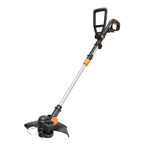 WORX WG170.9 20V PowerShare Cordless  Trimmer -Tool Only (No Battery or Charger)