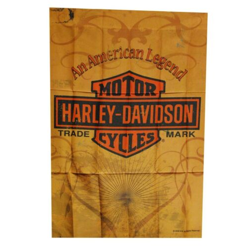 Nouvelle HARLEY Davidison Nostalgique Immobilier Taille Flag 30 X 43
