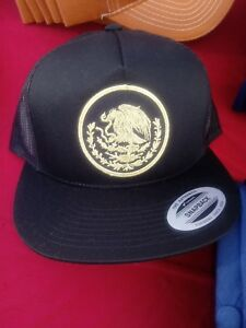 Image is loading Mexican-Seal-Mesh-Snapback-YUPOONG 18fb597426d