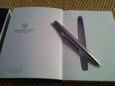 SPALDING & BROS portamina collezione S3 alluminio anodizzato