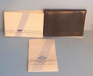 96 1996 chevrolet cavalier owners manual ebay rh ebay com 1990 Chevy Cavalier 1995 Chevy Cavalier