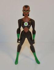 "2005 Katma Tui 4.5"" Action Figure Justice League Unlimited Female Green Lantern"