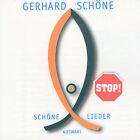 """Sch""""ne Lieder by Gerhard Sch""""ne (CD, Dec-1997, Amiga)"""