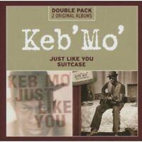 Keb' Mo', Keb Mo - Just Like You/suitcase [new Cd] France - Import