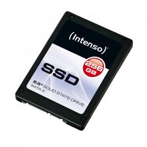 "interne SSD / Festplatte Intenso Top  High-Speed 2,5"" Zoll 256 GB SATA 3 MLC"