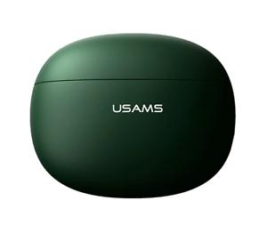 Bluetooth 5.0 Headset Earbuds USAMS TWS ES001 series (Green, White, Black)