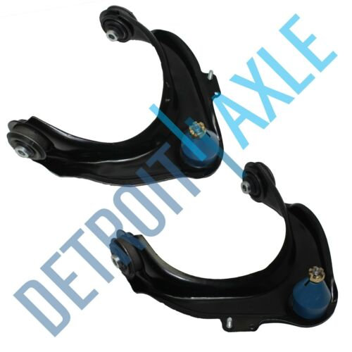 1998-2002 Honda Accord Pair Front Upper Control Arms w//Ball Joint /& Bushings