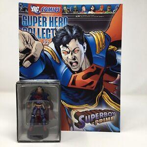 DC Comics Super Figure Collection Issue 32 Superboy Prime Eaglemoss Magazine
