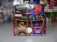Marvel Minimates Toys R Us Series 07 Lockjaw & Betsy Braddock / Psylocke