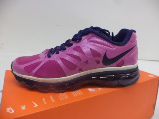 Nuevo Nuevo Nuevo Juventud Nike Air Max 2012 grade-school púrpura rosadododo Girl Zapatillas Tamaño 488124 501 5.5Y b123b0