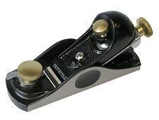 NEW Faithfull 9 1/2 Cast Iron Block Hand Wood Plane 42mm Blade + Box FAIPLANE912