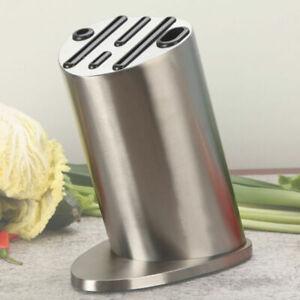 Porte-couteau-en-Acier-Inoxydable-Support-de-Rangement-Accessoires-de-Cuisine