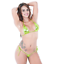 thumbnail 16 - Sexy Micro Bikini Shiny Women Brazilian G-String Set Thong Swimwear Swimsuit