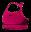 Sculpt Seamless Laser Fuchsia//Black Sport Bra 890289-686 kid M/&L Nike Girls/'