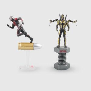 Mini-PVC-Action-Figure-Captain-America-Civil-War-Ant-Man-Action-Figure