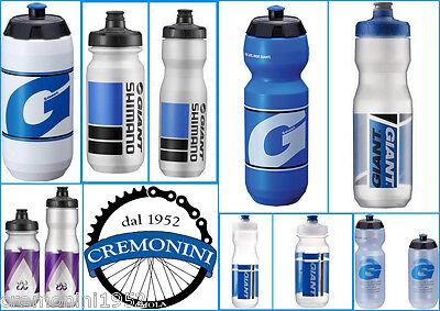 GIANT borraccia bici mtb corsa ciclismo water bike bottle LIV donna rosa viola