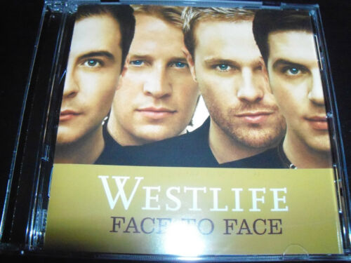 1 of 1 - Westlife Face To Face (Australia) CD - Like New