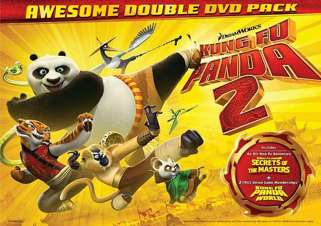 Pez Kung Fu Panda 2 Candy Dispenser 1ct Pack Of 6 For Sale Online Ebay