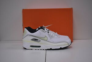 Details about Nike Air Max 90 Lucky Green White Vintage Rare Limited Euro New 309299 117 sz 9