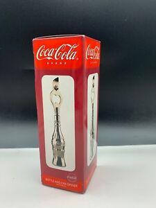 Coca-Cola-Sheet-Metal-Bottle-Opener-7-1-2in-Unbenutzt-Top-Condition