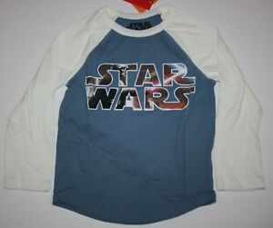 2bf99bbcb3 NEW Gymboree Boys Star Wars Graphic Tee Top NWT 18-24m 2 3 4 5 Logo ...