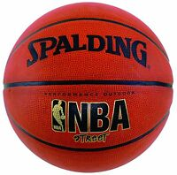 Spalding Nba Street Basketball Intermediate Size, 28.5, New, Free Shipping