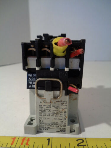 Sprecher Schuh CA3-16 Motor Starter with O//L Relay Electrical Replacement Repair