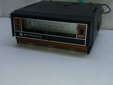 Motorola Car Auto 8 Track Stereo Player Tm204s Sn 4792