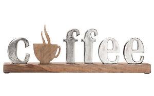 Coffee-auf-Holzbase-Breite-43-cm-Tischdeko-Kaffee-Kueche-Essen-Trinken