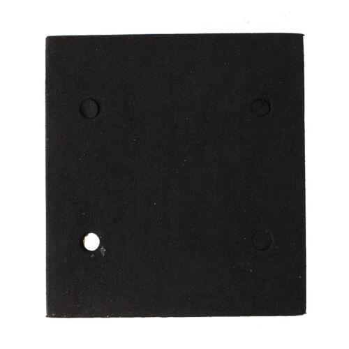 Makita 4510 Black Foam Replacement Sander Back Pad Sanding Machine Mat V3H2