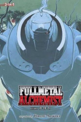 1 of 1 - FULLMETAL ALCHEMIST 3IN1 TP VOL 07 (Fullmetal Alchemist (3-in-1 Edition)), Araka