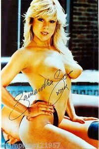 Samantha-Fox-Autogramm-Sexy-Hollywood-Star