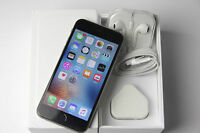 Apple iPhone 6s - 128GB - Space Grey (Unlocked) EXCELLENT CONDITION, GRADE A 927